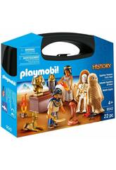 Playmobil History Collectable Egyptian Treasure Carry Case 9542