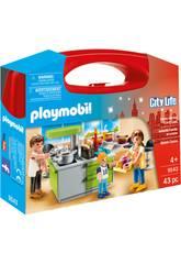 imagen Playmobil Maletin Cocina 9543