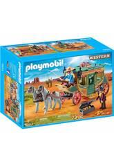 Playmobil Diligencia 70013