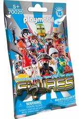 imagen Playmobil Figuras Personajes Masculinos Series 15 70025