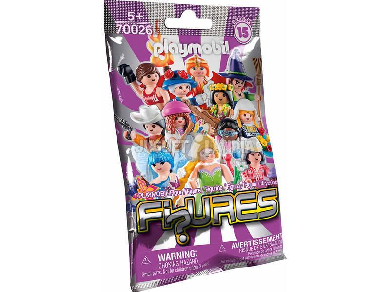 Playmobil Figuras Personajes Femeninos Series 15 70026
