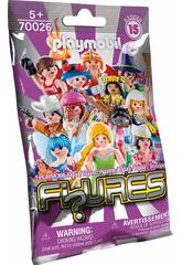 Playmobil Figurines Filles Series 15 70026