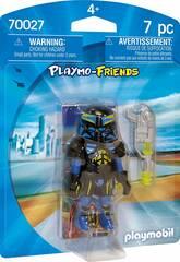 imagen Playmobil Agente Espacial con Arma 70027