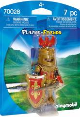 imagen Playmobil Caballero con Armadura 70028