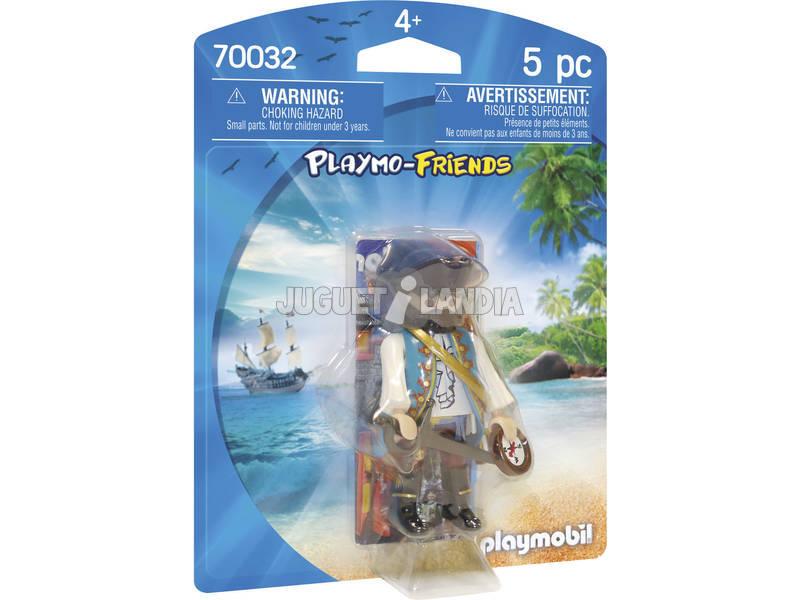 Playmobil Pirata 70032