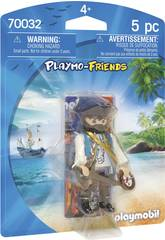 Playmobil Pirata 70032