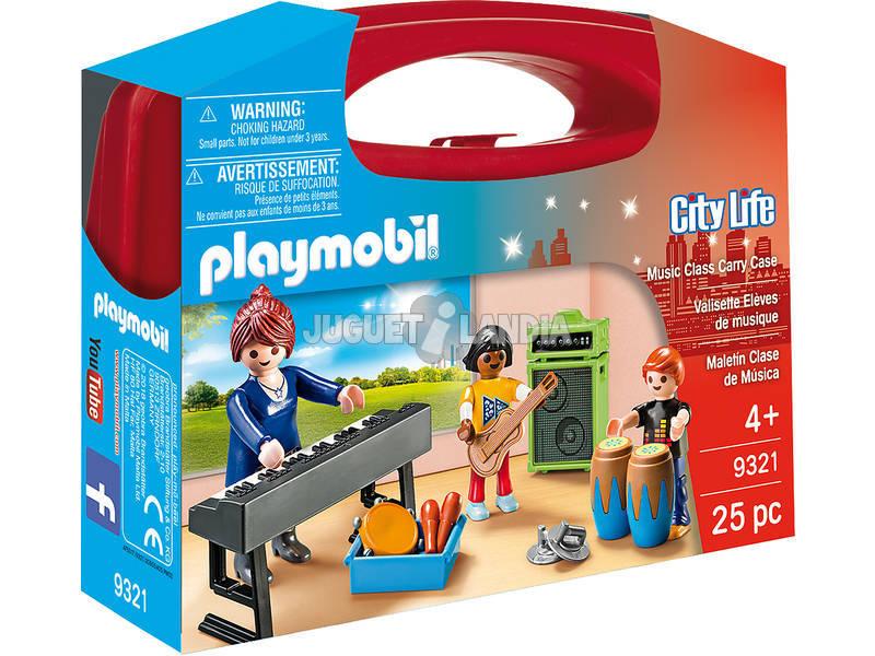Playmobil Valigetta Lezioni di Musica Gioco 9321