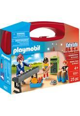 imagen Playmobil Maletín Clase de Música 9321