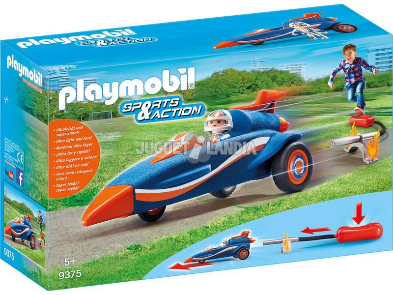 Playmobil Bolide avec Propulseur 9375