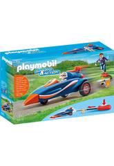 imagen Playmobil Bólido con Propulsor 9375