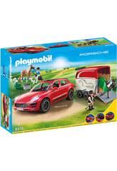 imagen Playmobil Porsche Macan GTS 9376