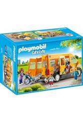 imagen Playmobil Autobús Escolar Adaptado 9419