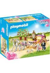imagen Playmobil Carruaje Nupcial 9427