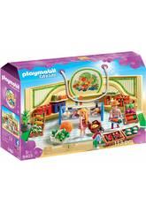 imagen Playmobil Tienda de Frutas y Verduras 9403