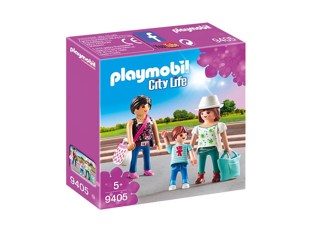 Playmobil Shopping Girls 9405