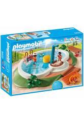 Playmobil Piscina con Bomba de Agua 9422