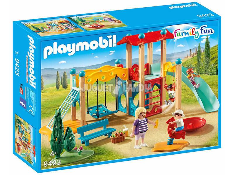 Playmobil Parque Infantil 9423