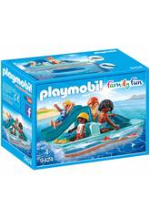 Playmobil Patinete 9424