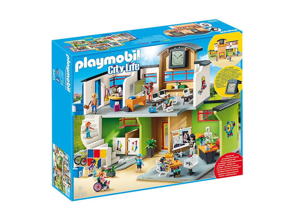 Playmobil Colégio 9453