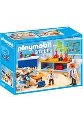 Playmobil Classe de Chimie 9456