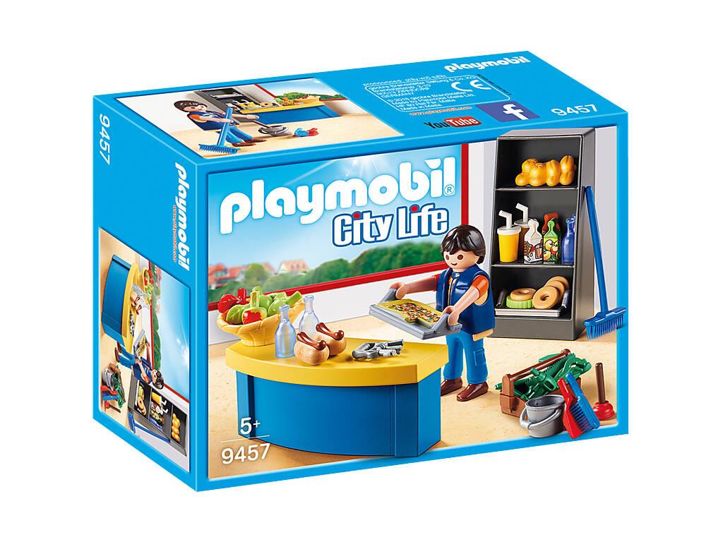 Playmobil Refeitório/cantina 9457