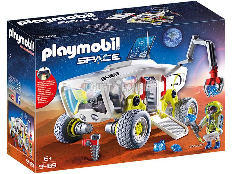Playmobil Vehículo de Reconocimiento 9489