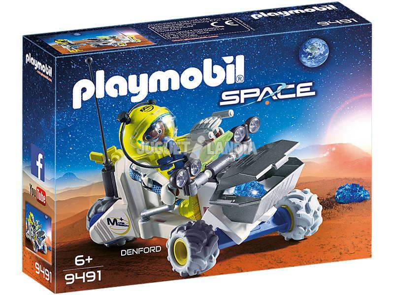 Playmobil Vehiculo Espacial 9491