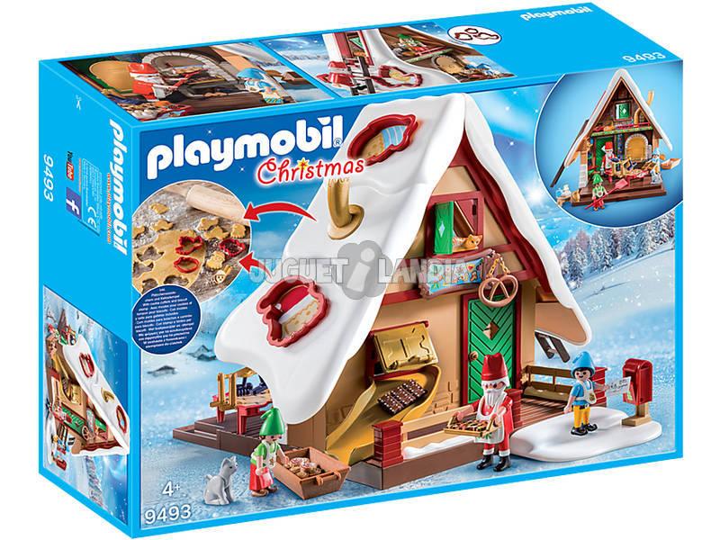 Playmobil Padaria de Natal 9493
