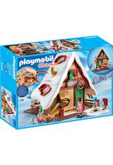 imagen Playmobil Panadería Navideña 9493