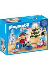 Playmobil Quarto de Natal 9495