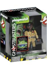 Playmobil Ghostbusters Figurine de collection W. Zeddemore 70171