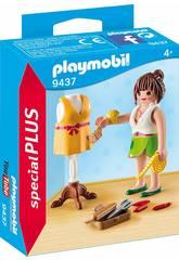 imagen Playmobil Diseñadora 9437