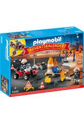 imagen Playmobil Calendario De Adviento Operación de Rescate 9486