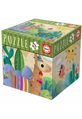 imagen Puzzle 48 Piezas Llama Educa 18075
