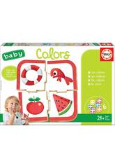 Baby Colors Educa 18119