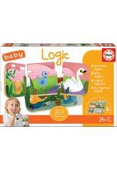 Baby Logic Educa 18120