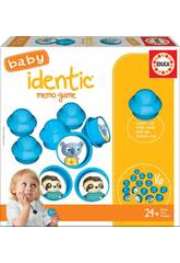 Baby Identic Memo Game Educa 18124