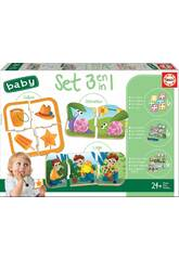 Kit Baby 3 En 1 Educa 18123