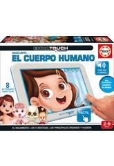 imagen Educa Touch Junior Cuerpo Humano Educa 16990