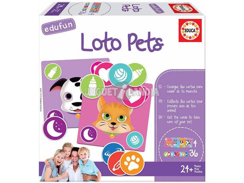 Loto Pets Educa 18125