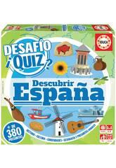imagen Desafío Quiz Descubrir España Educa 18217