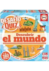 Desafío Quiz Descubrir El Mundo Educa 18218