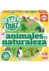imagen Desafío Quiz Animales y Naturaleza Educa 18219