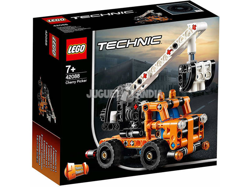 Lego Cherry Picker 42088