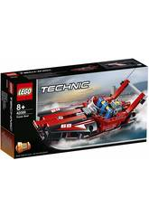 imagen Lego Technic 2 en 1 Lancha de Competición 42089