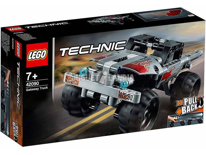 Lego Technic Camion d'Evasion 42090