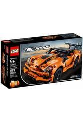 imagen Lego Technic Chevrolet Corvette ZR1 42093