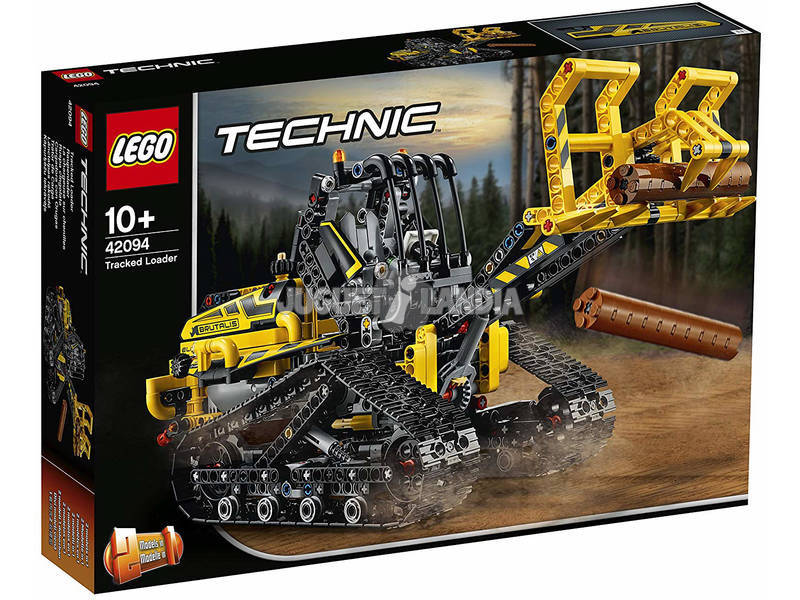 Lego Tracked Loader 42094