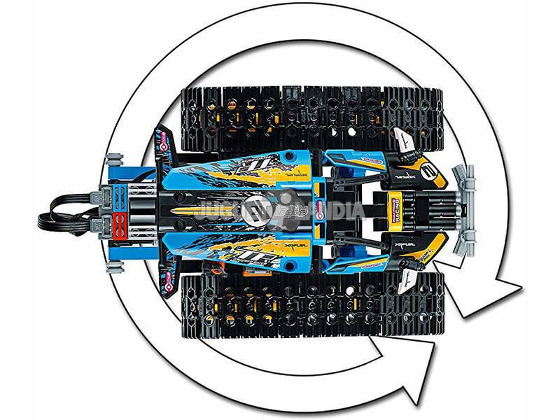 En Avec Véhicule Lego 2 Technic Télécommande 1 42095 Acrobatique n0wkOX8P