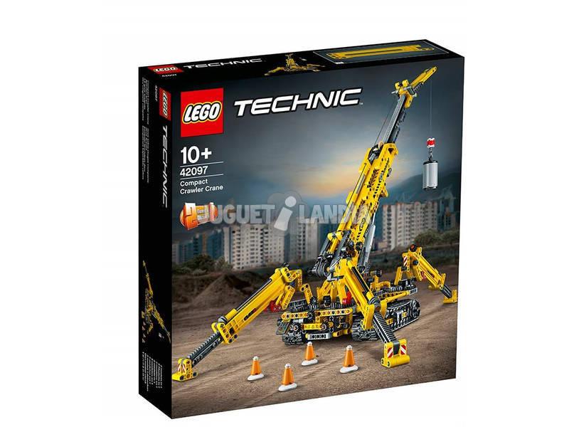 Lego Technic Guindaste Aranha 42097